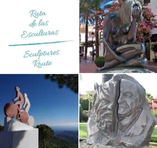 Sculpturen route Estepona 6