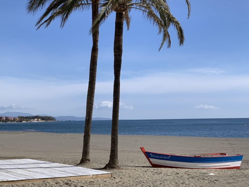 Most beautiful beaches in and around Estepona 1