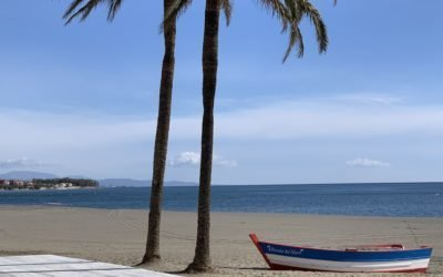 Most beautiful beaches in and around Estepona
