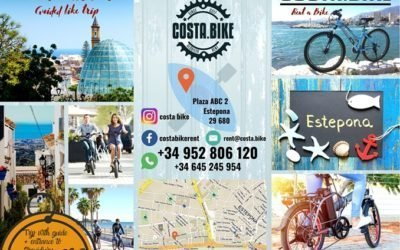 Rent a bike in Estepona