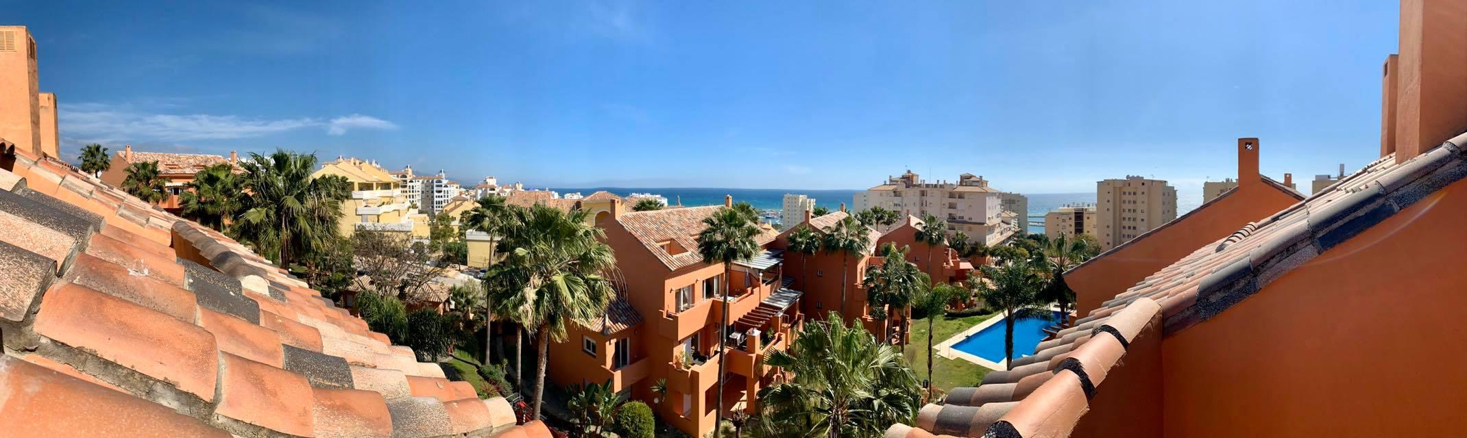 La Fragata - spacious apartment Estepona Puerto - Playa del Christo 1