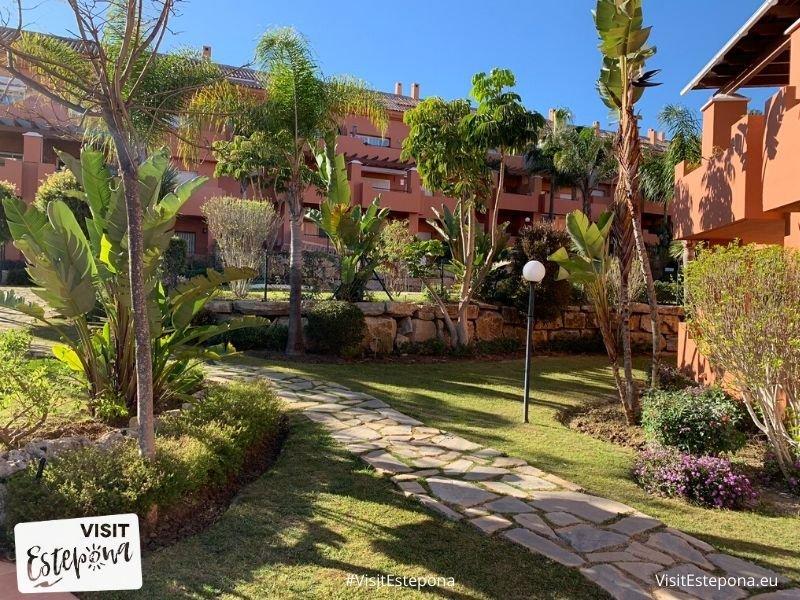 La Fragata - ruim appartement Estepona Puerto - Playa del Christo 1