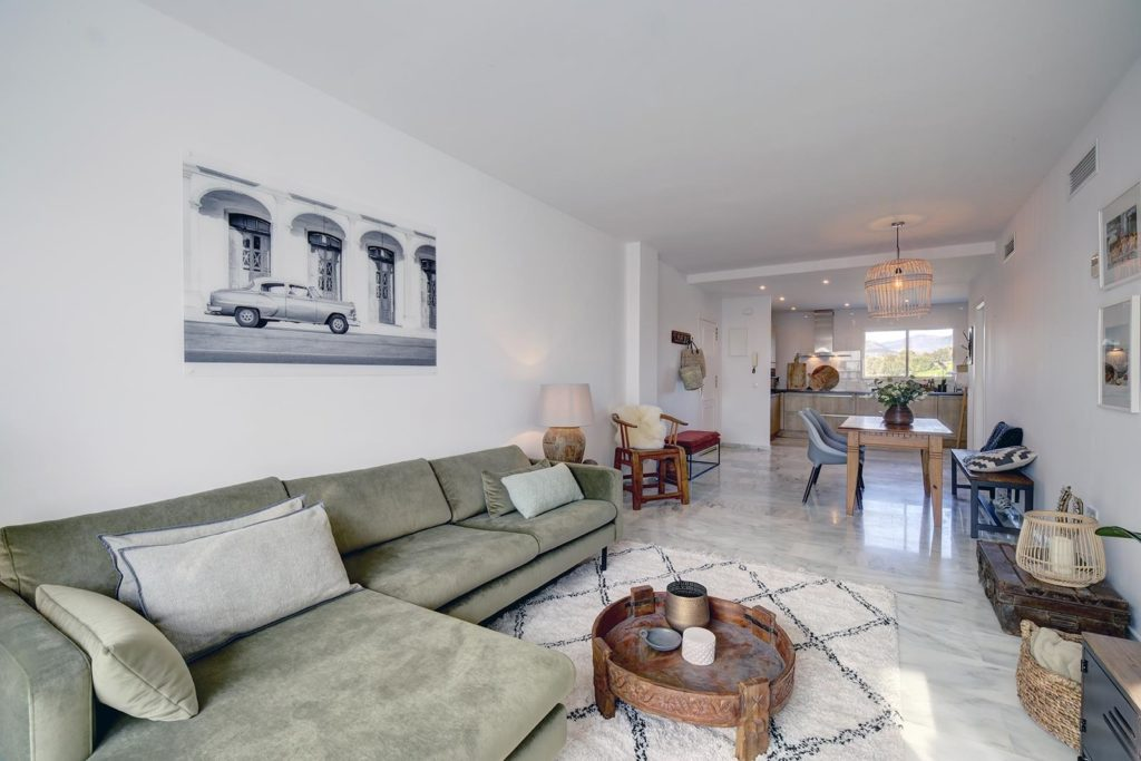 Penthouse boulevard Estepona Jacaranda 18