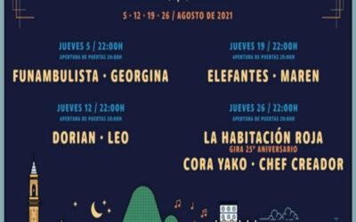 Het VENTOLERA festival augustus 2021