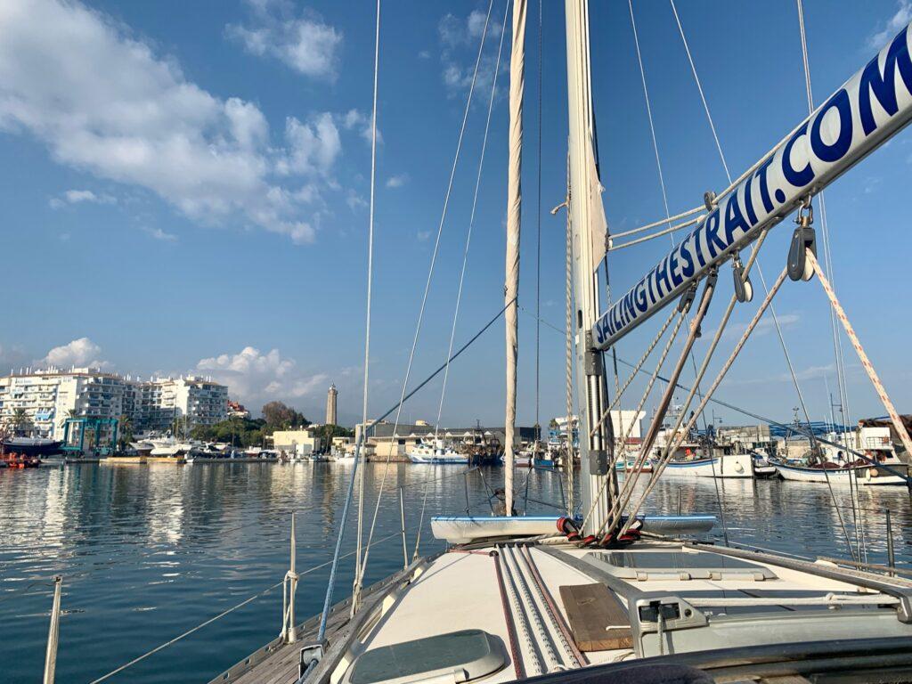 ¡Navegando en Estepona! 2