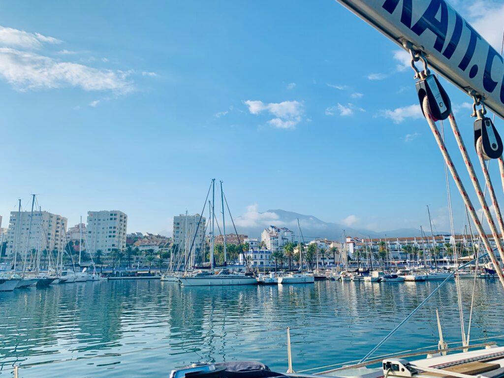 ¡Navegando en Estepona! 5