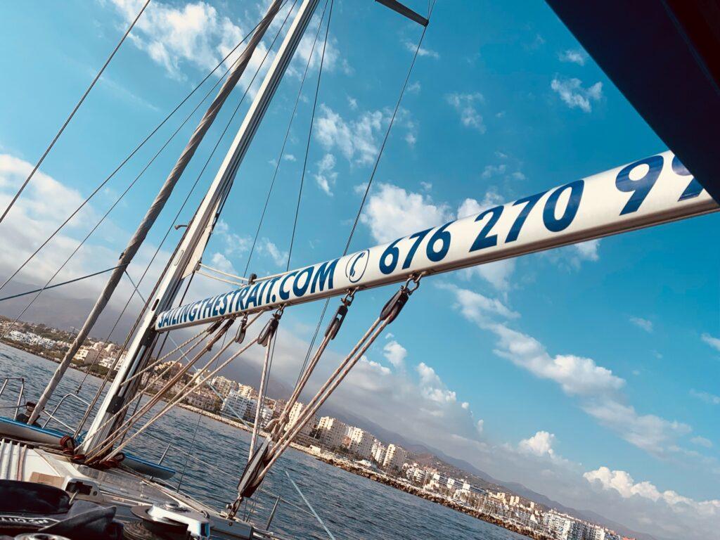 ¡Navegando en Estepona! 6