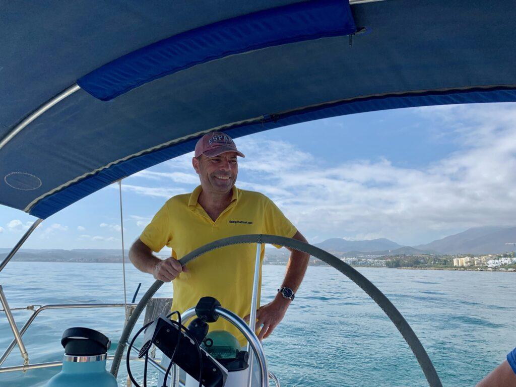 ¡Navegando en Estepona! 3
